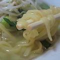 Photos: 平打ち麺。