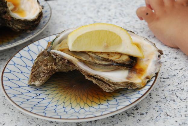 伊良湖亭(大岩がき800円5)