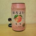写真: 【桃酒】ほろよい もも