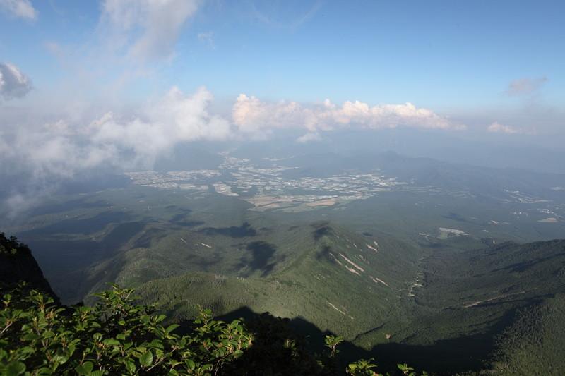 IMG_3387八ヶ岳(赤岳・横岳・硫黄岳)