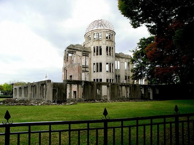 たった65年前の…夏…ヒロシマ