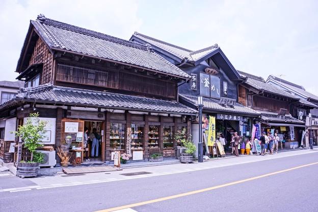 HDR 川越蔵造の町並み(4)・・20120624