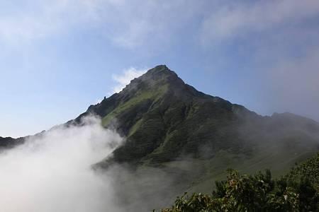 利尻岳-20100814-082400
