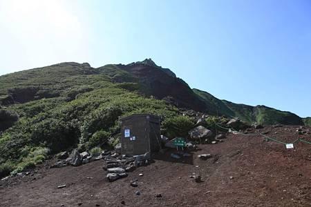 利尻岳-20100814-090112