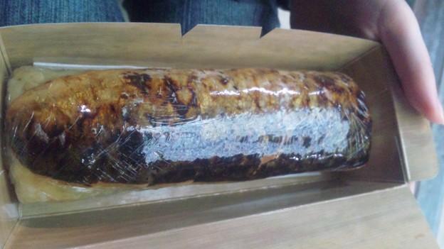 写真: 焼鯖寿司
