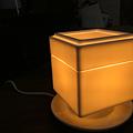 Photos: 植木鉢のランプシェード