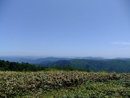 十方山山頂からの眺望
