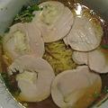 写真: 鶏ハムラーメン醤油