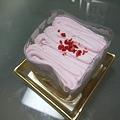 Photos: ミク社長の誕生日ケーキ