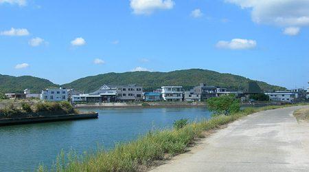 三原川河口17